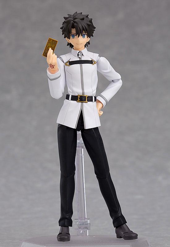 figma『マスター/主人公 男』Fate/Grand Order 可動フィギュア-002