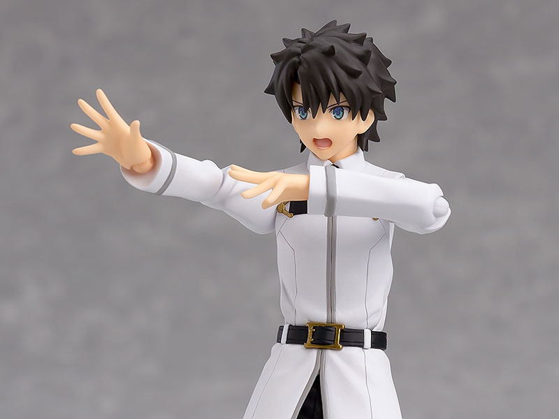 figma『マスター/主人公 男』Fate/Grand Order 可動フィギュア-003