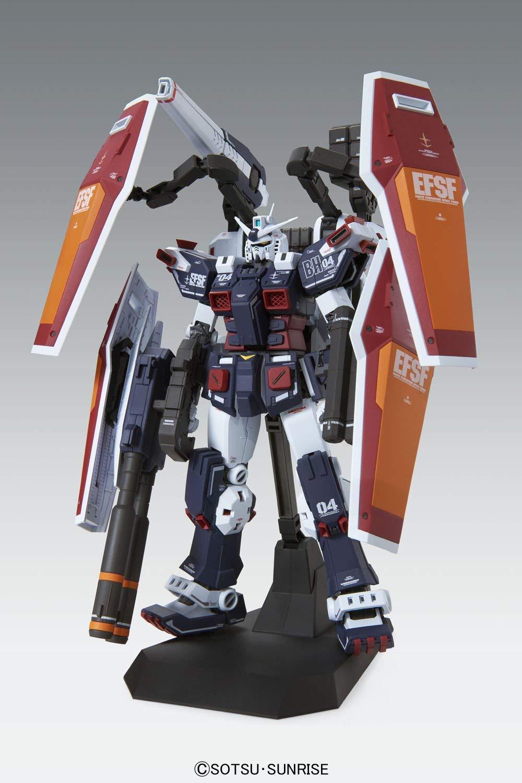 MG 1/100『フルアーマー・ガンダム Ver.Ka(GUNDAM THUNDERBOLT版)』機動戦士ガンダム サンダーボルト プラモデル-002