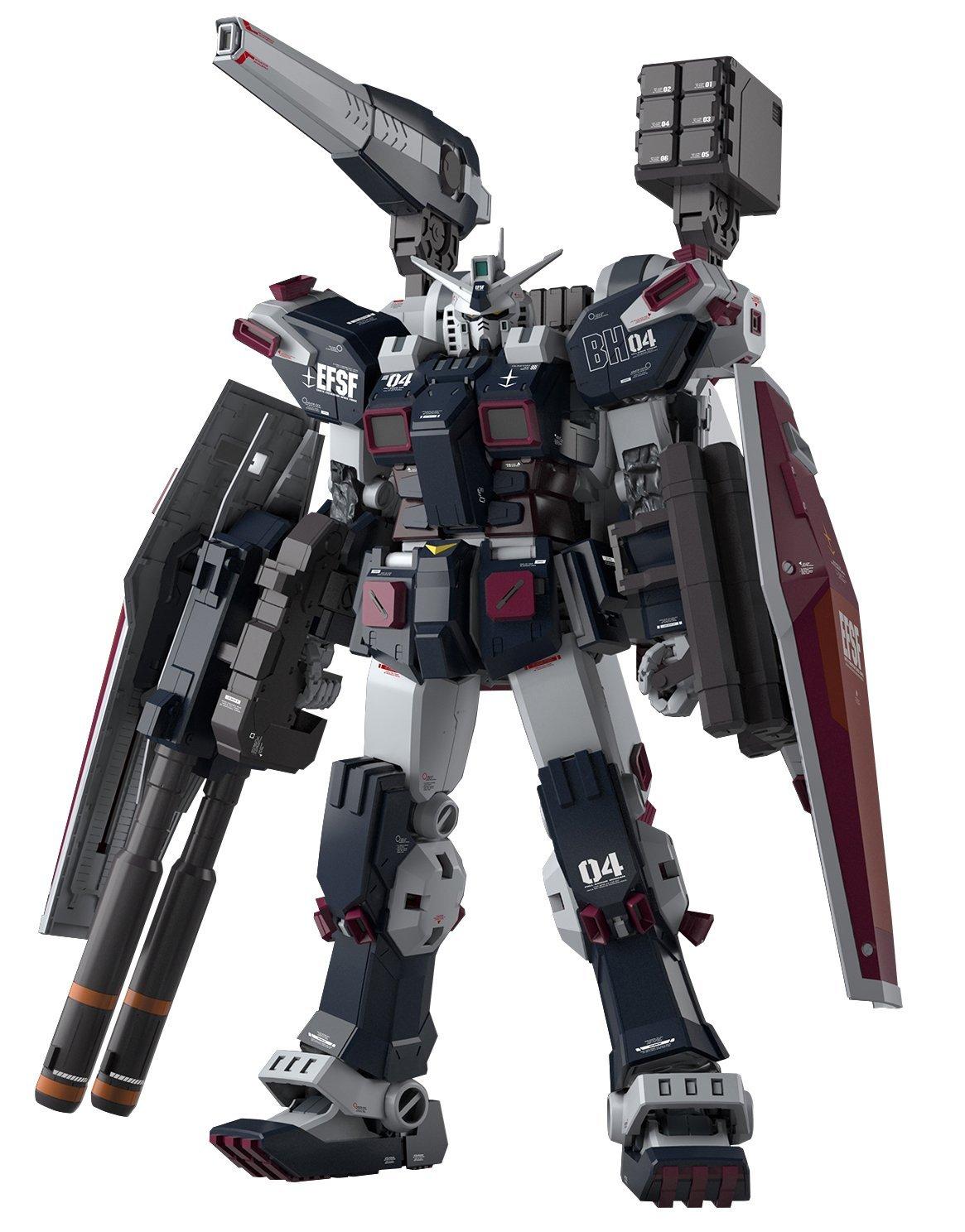 MG 1/100『フルアーマー・ガンダム Ver.Ka(GUNDAM THUNDERBOLT版)』機動戦士ガンダム サンダーボルト プラモデル-004