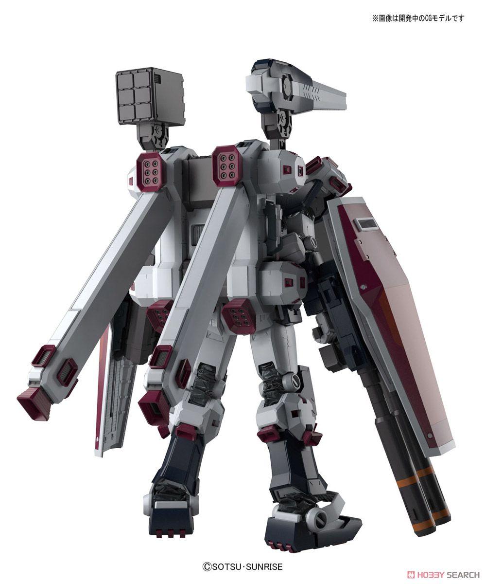 MG 1/100『フルアーマー・ガンダム Ver.Ka(GUNDAM THUNDERBOLT版)』機動戦士ガンダム サンダーボルト プラモデル-005