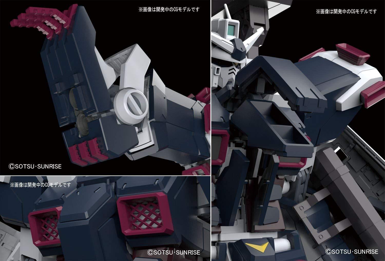 MG 1/100『フルアーマー・ガンダム Ver.Ka(GUNDAM THUNDERBOLT版)』機動戦士ガンダム サンダーボルト プラモデル-008