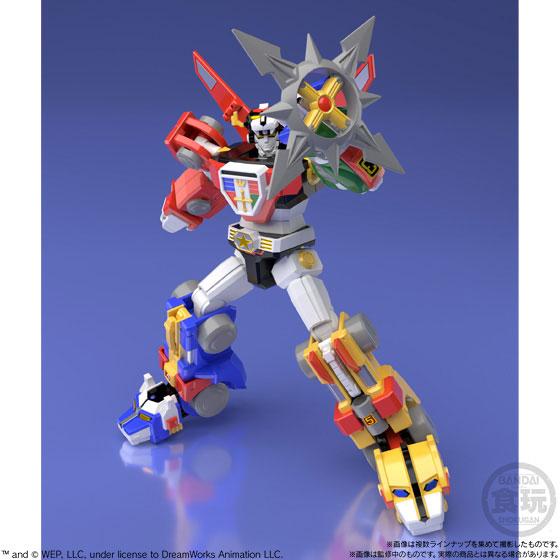 【再販】【食玩】スーパーミニプラ『百獣王ゴライオン』5個入りBOX-002
