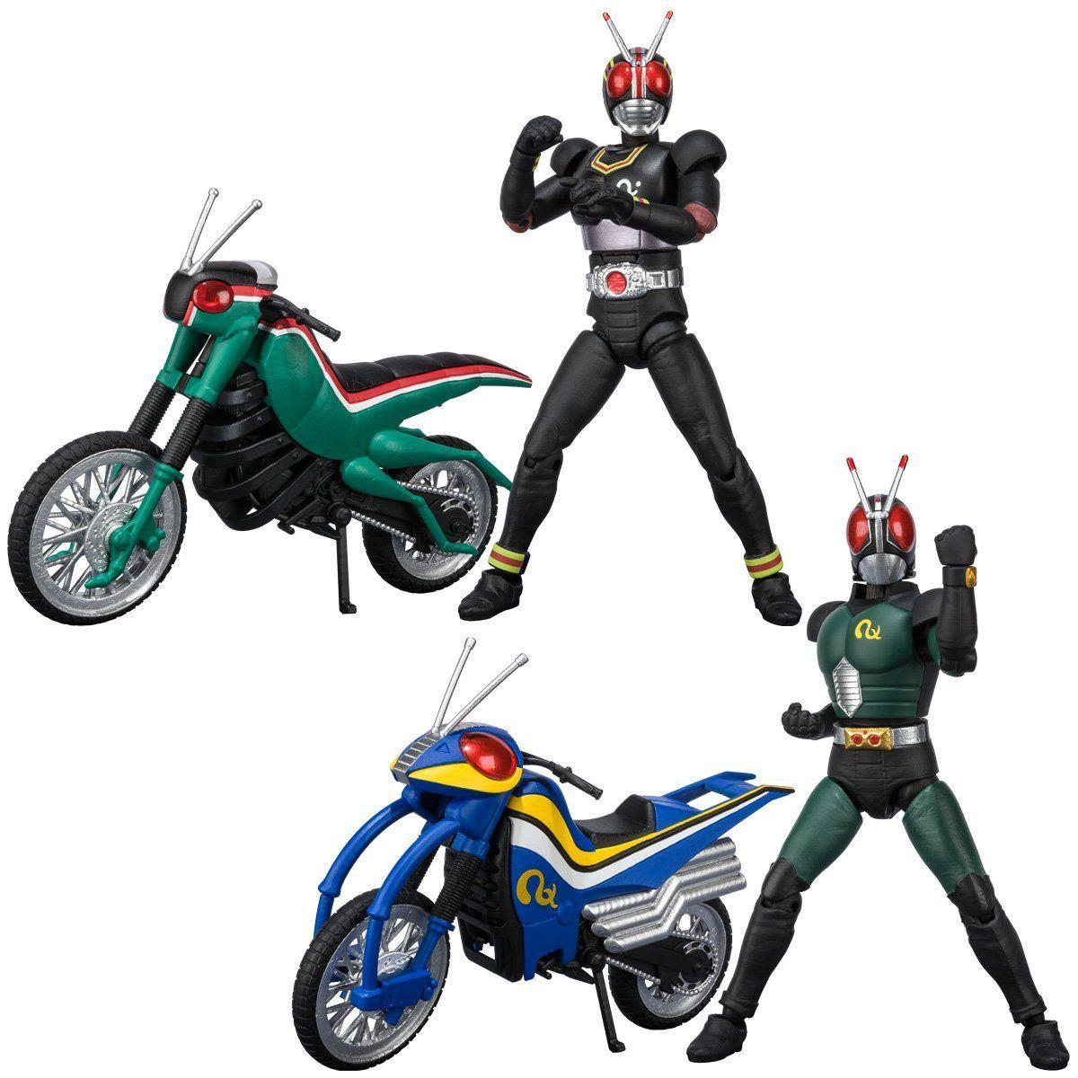 【食玩】SHODO-X『仮面ライダー5』可動フィギュア 10個入りBOX-001