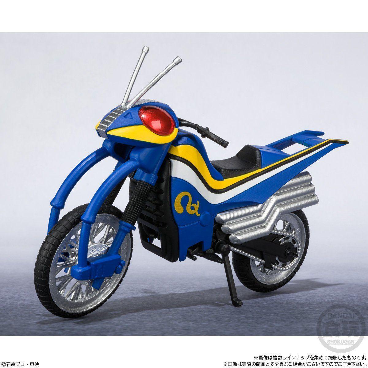 【食玩】SHODO-X『仮面ライダー5』可動フィギュア 10個入りBOX-005
