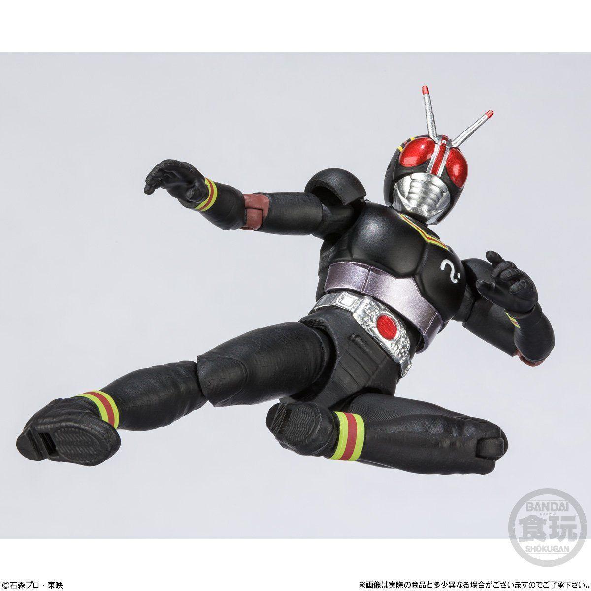 【食玩】SHODO-X『仮面ライダー5』可動フィギュア 10個入りBOX-006