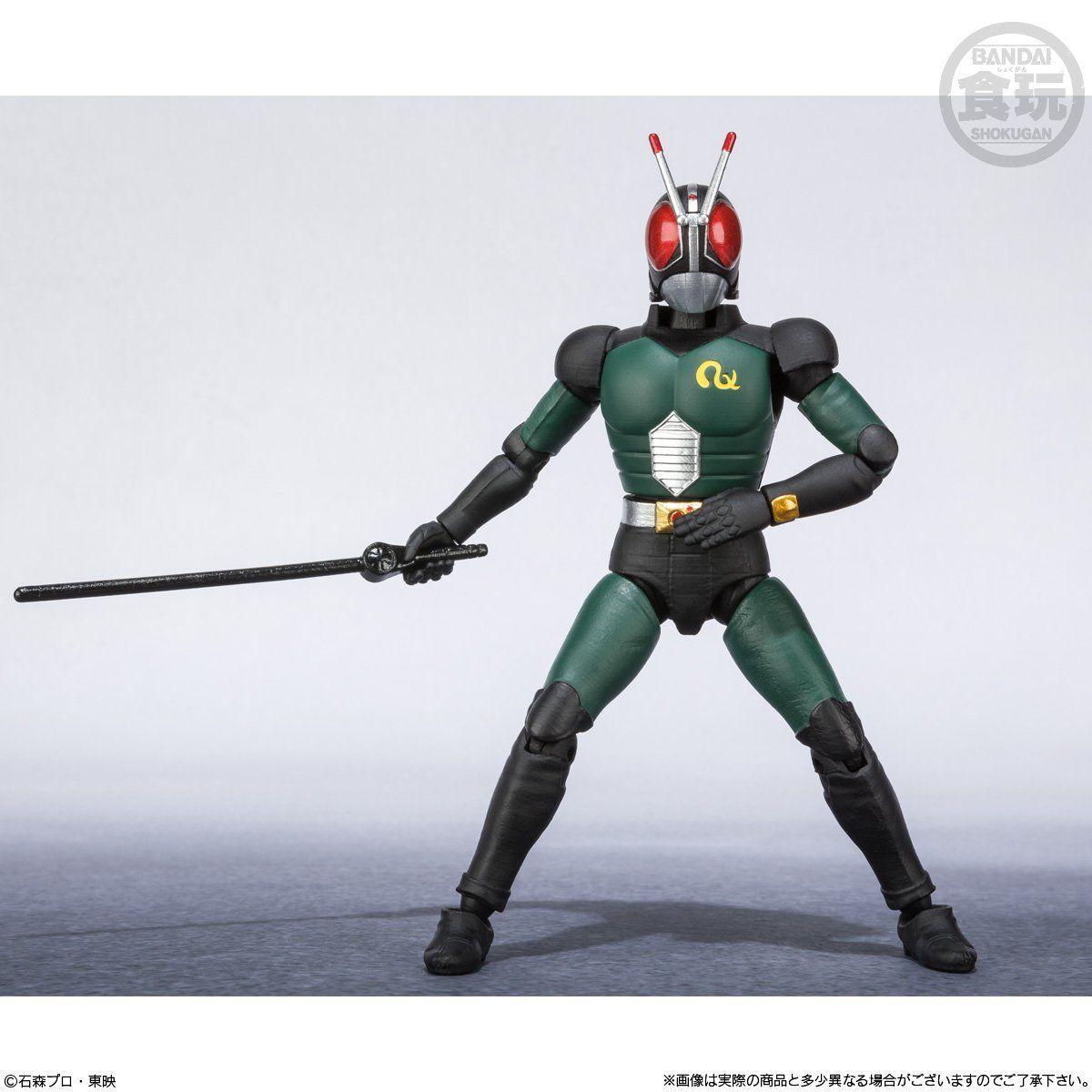 【食玩】SHODO-X『仮面ライダー5』可動フィギュア 10個入りBOX-007