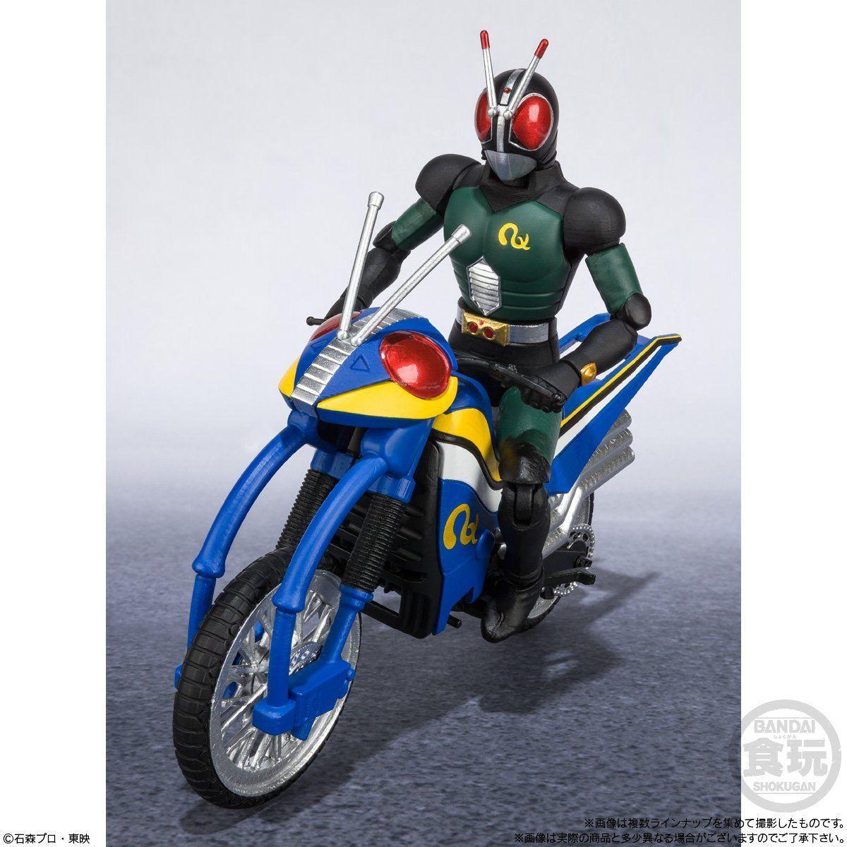 【食玩】SHODO-X『仮面ライダー5』可動フィギュア 10個入りBOX-009