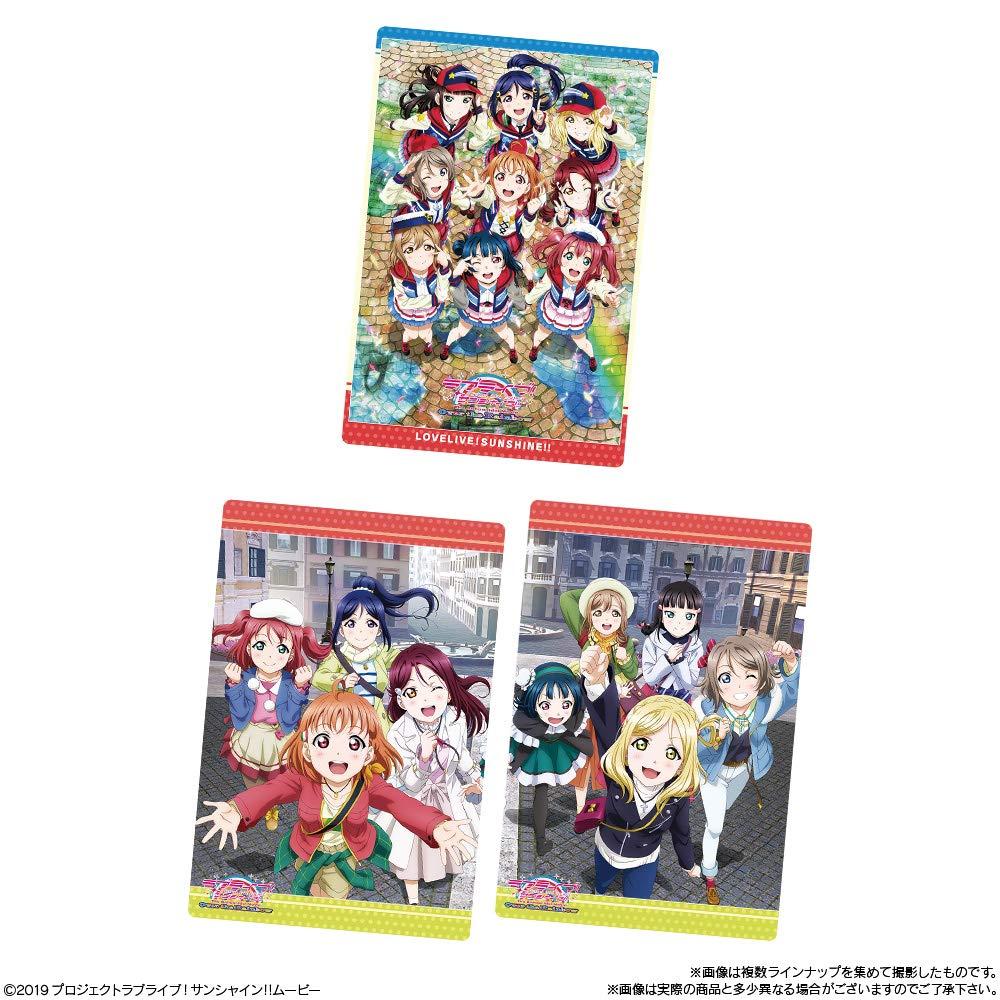 【食玩】『ラブライブ!サンシャイン!! The School Idol Movie Over the Rainbow ウエハース2』20個入りBOX-007