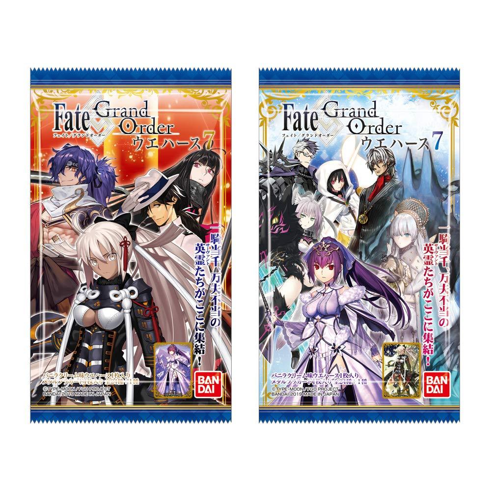 【食玩】『Fate/Grand Order ウエハース7』20個入りBOX-001