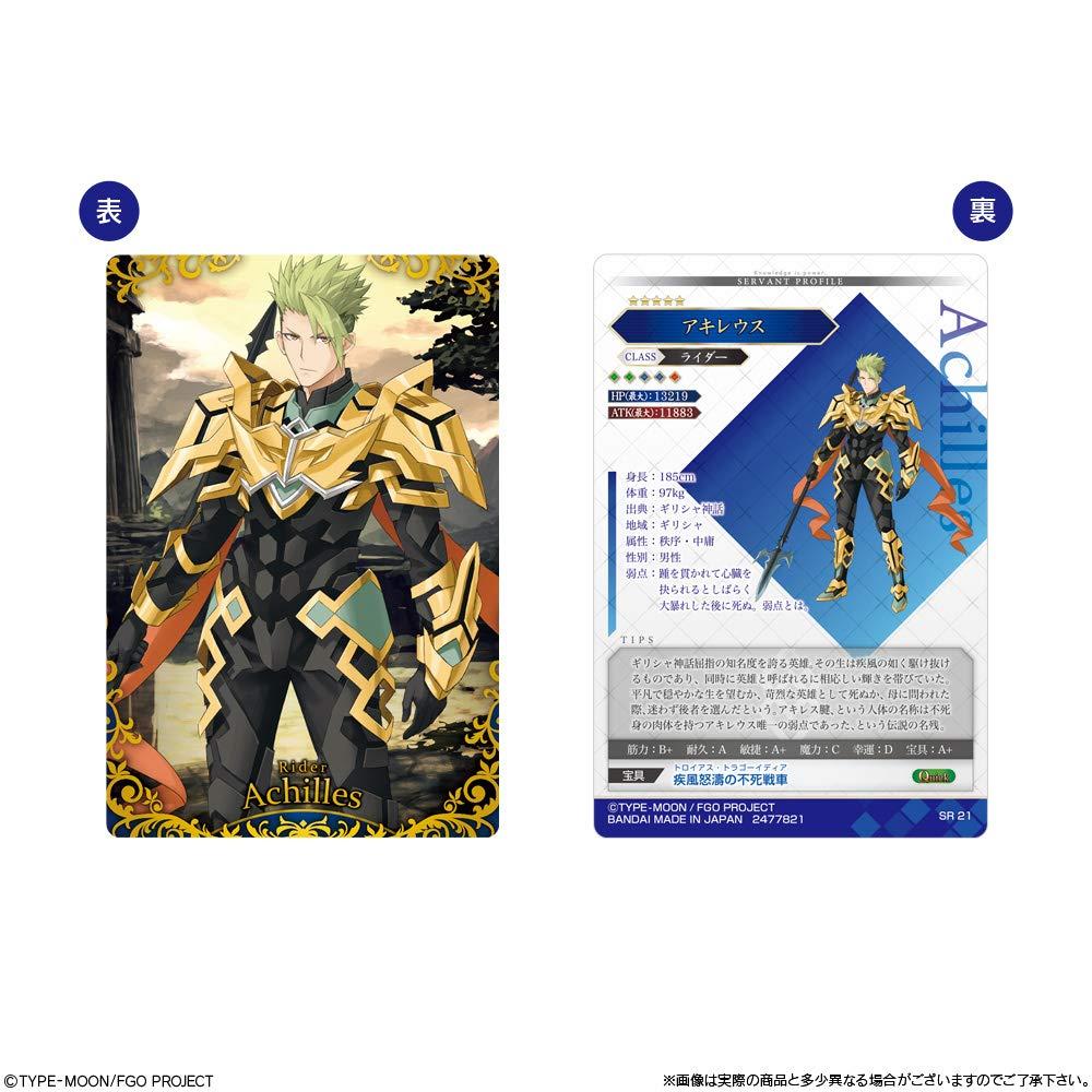 【食玩】『Fate/Grand Order ウエハース7』20個入りBOX-003