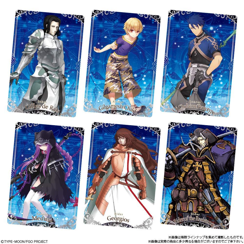 【食玩】『Fate/Grand Order ウエハース7』20個入りBOX-004