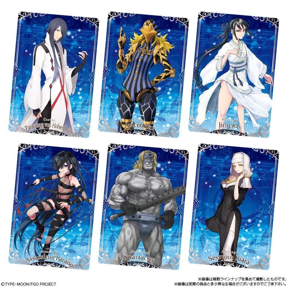 【食玩】『Fate/Grand Order ウエハース7』20個入りBOX-005