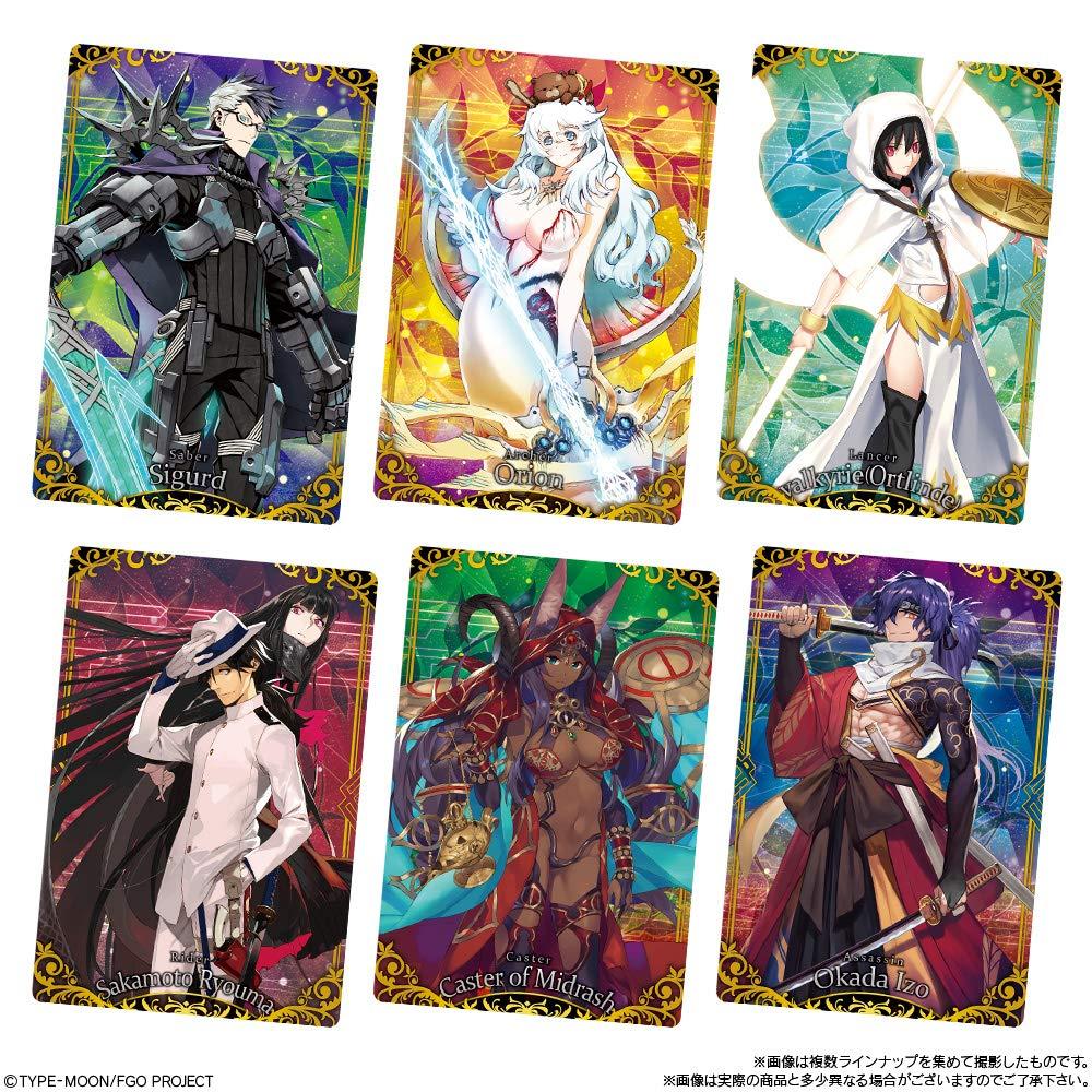 【食玩】『Fate/Grand Order ウエハース7』20個入りBOX-006