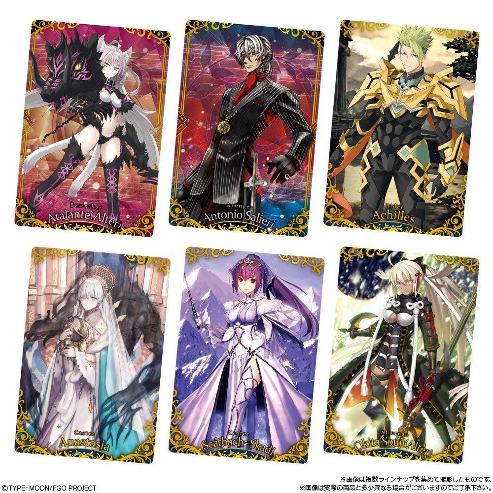 【食玩】『Fate/Grand Order ウエハース7』20個入りBOX-007