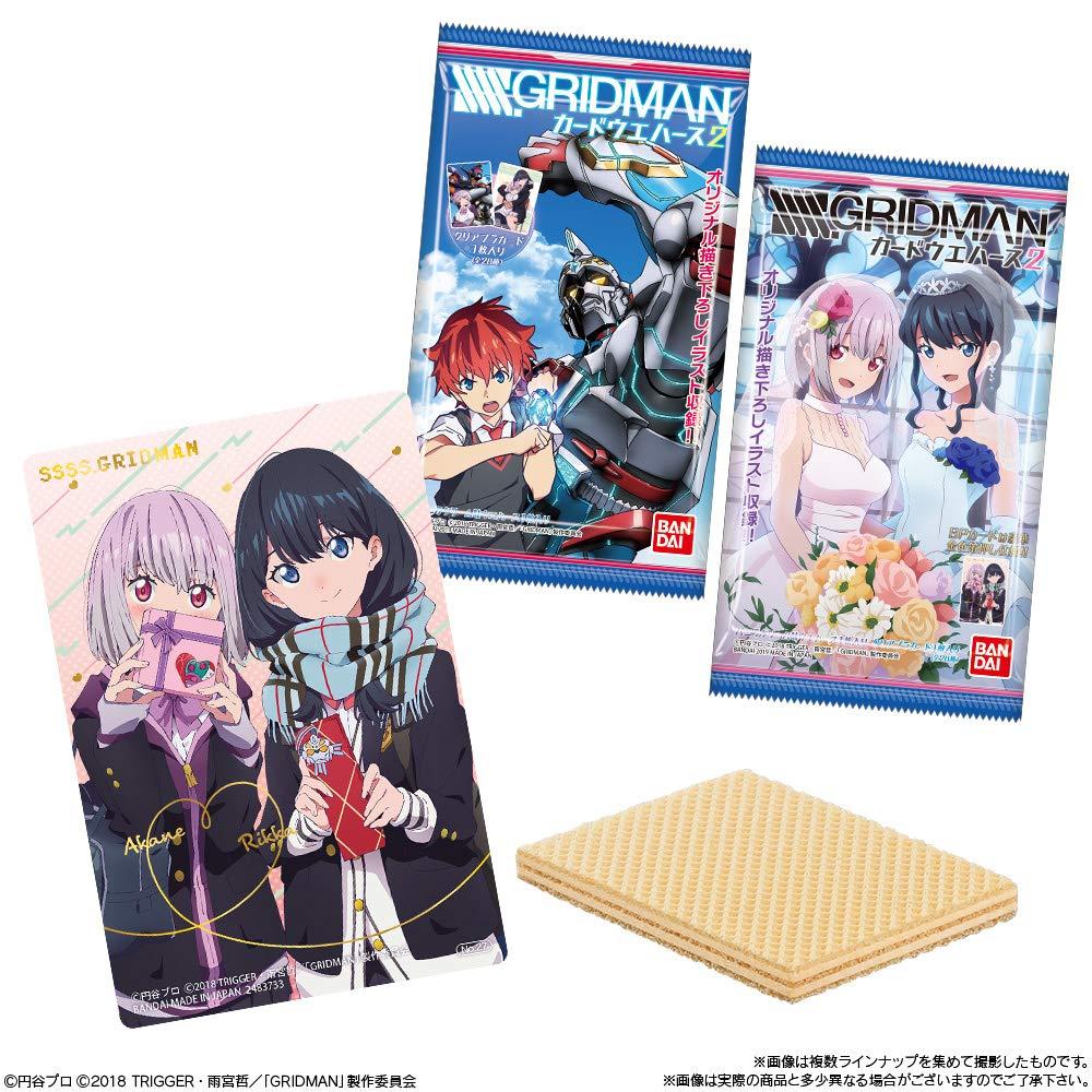 【食玩】グリッドマン『SSSS.GRIDMAN カードウエハース2』20個入りBOX-002