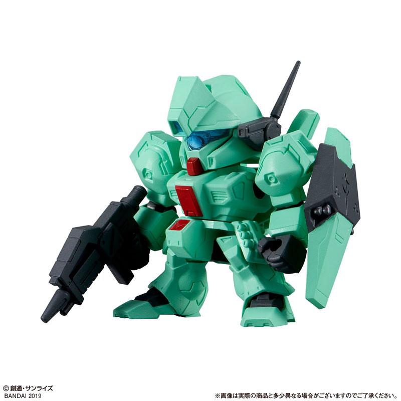 機動戦士ガンダム『ガシャポン戦士フォルテ09』12個入りBOX-003