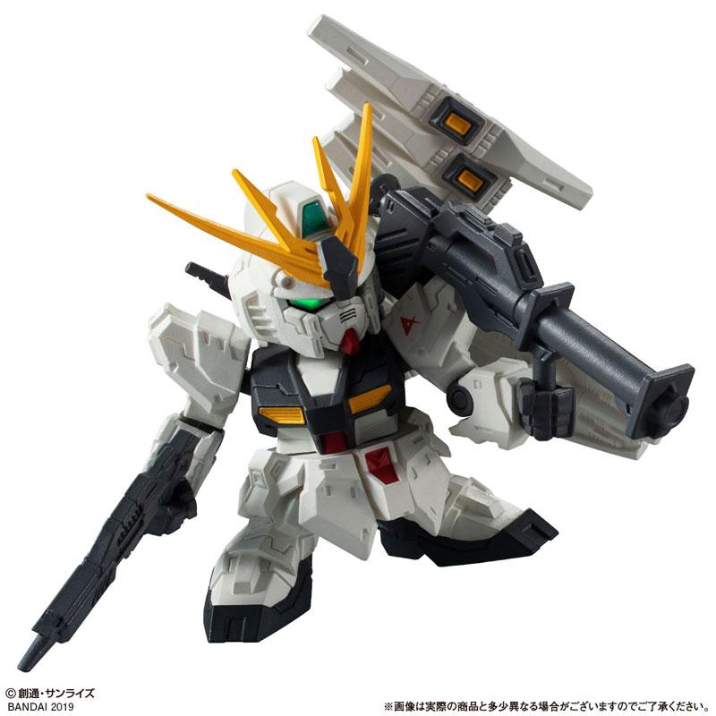 機動戦士ガンダム『ガシャポン戦士フォルテ09』12個入りBOX-006