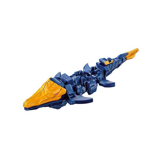 騎士竜戦隊リュウソウジャー『ガシャポン可動変形キシリュウネプチューン』ガシャポン-002