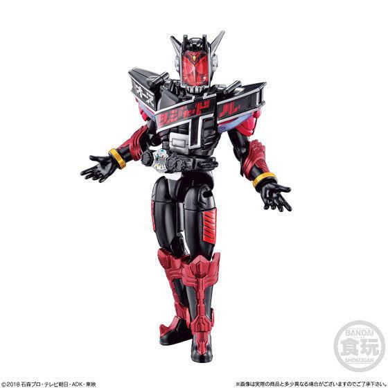 【食玩】装動『仮面ライダージオウ  RIDE10セット』可動フィギュア-008