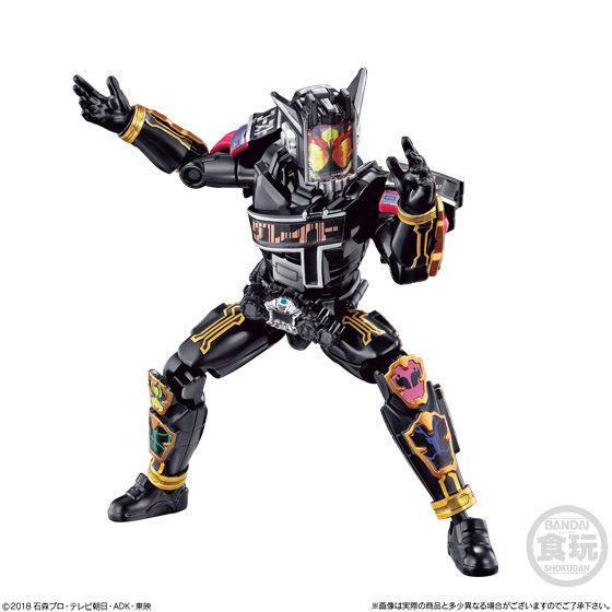 【食玩】装動『仮面ライダージオウ  RIDE10セット』可動フィギュア-009