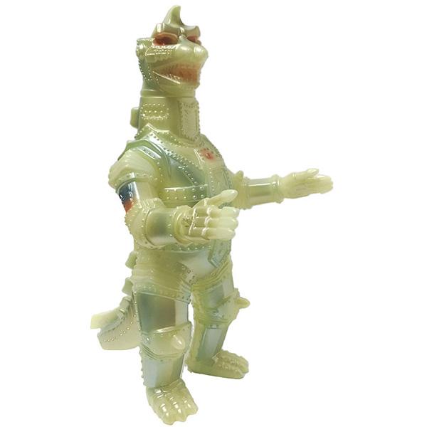宮沢模型 流通限定『メカゴジラII 450 蓄光版(日本製)』メカゴジラの逆襲 ソフビフィギュア