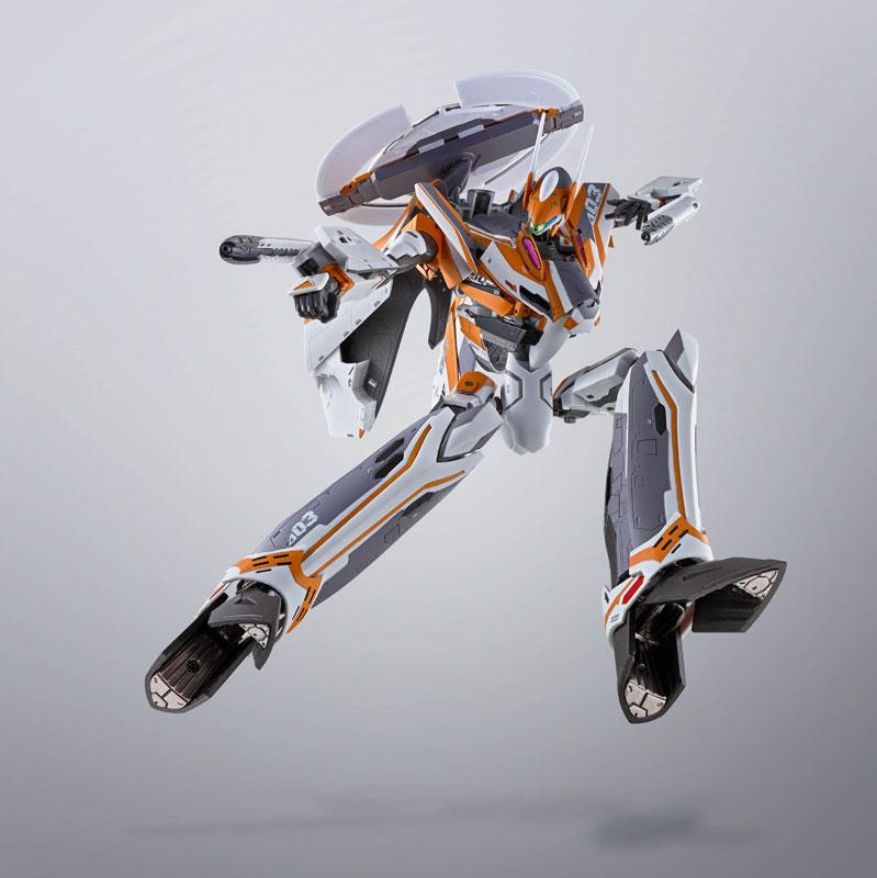 DX超合金『VF-31Eジークフリード(チャック・マスタング機)』マクロスΔ 可変可動フィギュア-005