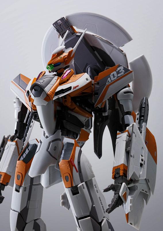 DX超合金『VF-31Eジークフリード(チャック・マスタング機)』マクロスΔ 可変可動フィギュア-006