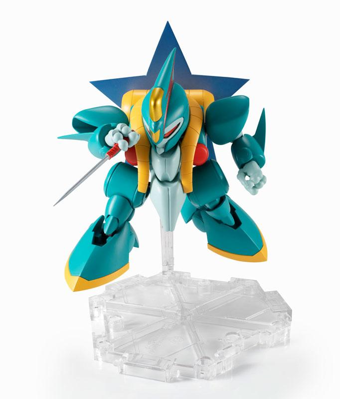 NXEDGE STYLE [MASHIN UNIT] 『幻神丸』魔神英雄伝ワタル 可動フィギュア-001
