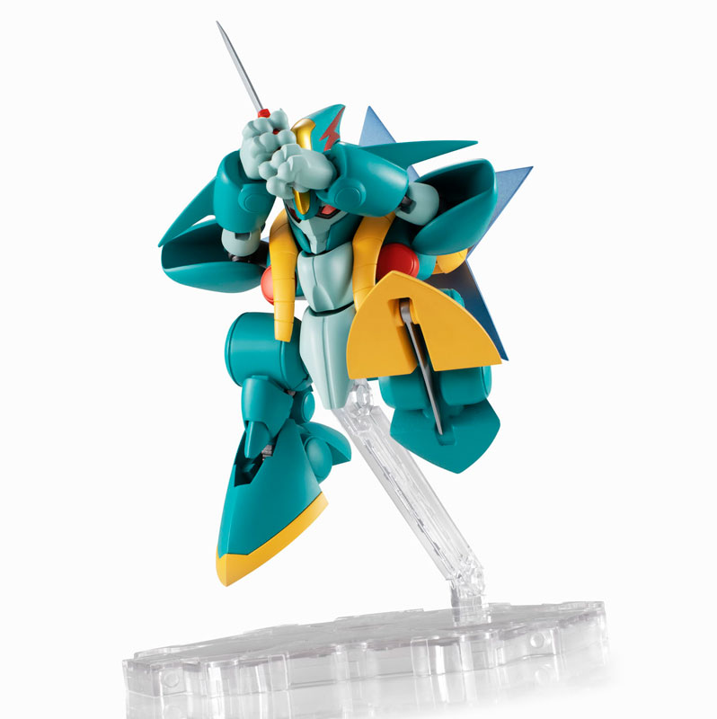 NXEDGE STYLE [MASHIN UNIT] 『幻神丸』魔神英雄伝ワタル 可動フィギュア-005