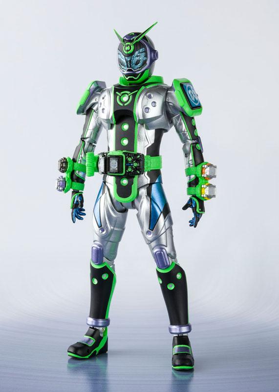 S.H.フィギュアーツ『仮面ライダーウォズ』仮面ライダージオウ 可動フィギュア-001
