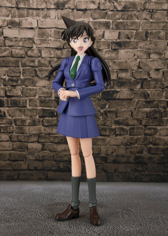S.H.フィギュアーツ『毛利蘭』名探偵コナン 可動フィギュア-006