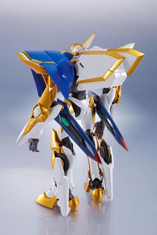 ROBOT魂〈SIDE KMF〉『ランスロットsiN』コードギアス 復活のルルーシュ 可動フィギュア-004