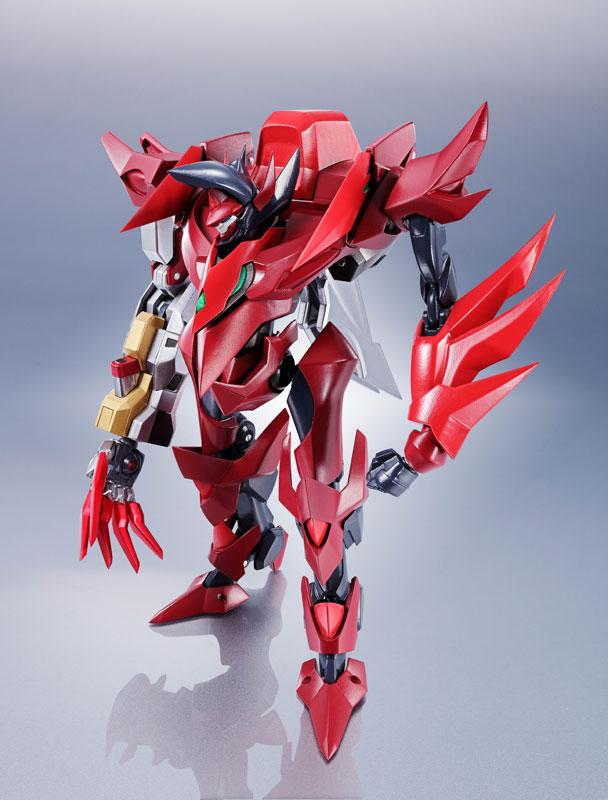 ROBOT魂〈SIDE KMF〉『紅蓮特式』コードギアス 復活のルルーシュ 可動フィギュア-002