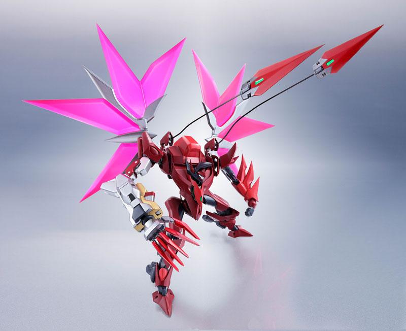 ROBOT魂〈SIDE KMF〉『紅蓮特式』コードギアス 復活のルルーシュ 可動フィギュア-005