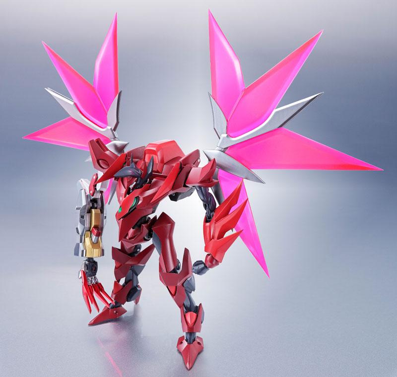 ROBOT魂〈SIDE KMF〉『紅蓮特式』コードギアス 復活のルルーシュ 可動フィギュア-006