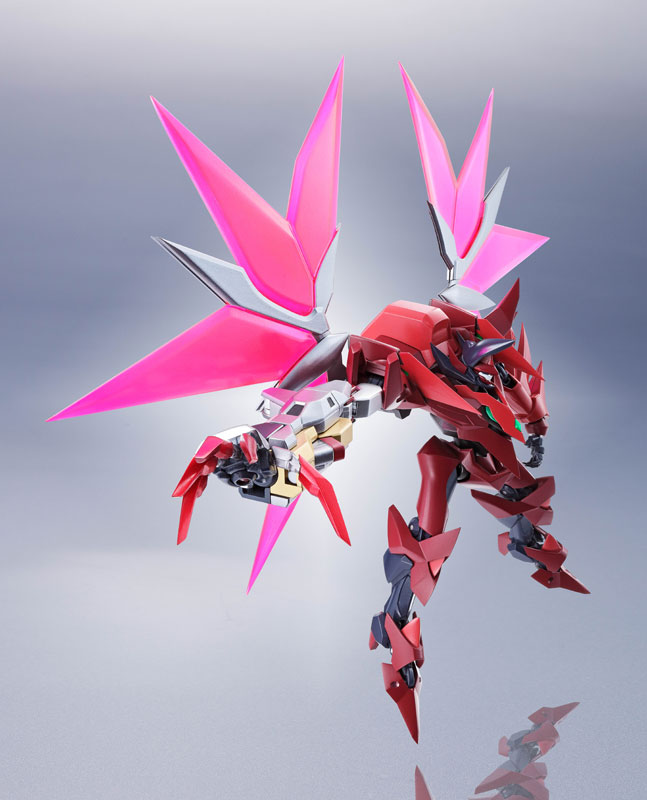 ROBOT魂〈SIDE KMF〉『紅蓮特式』コードギアス 復活のルルーシュ 可動フィギュア-008