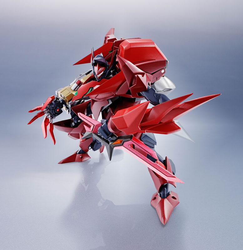 ROBOT魂〈SIDE KMF〉『紅蓮特式』コードギアス 復活のルルーシュ 可動フィギュア-011