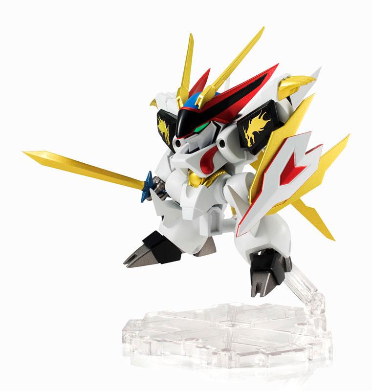 【再販】NXEDGE STYLE [MASHIN UNIT] 『龍王丸』魔神英雄伝ワタル 可動フィギュア-001