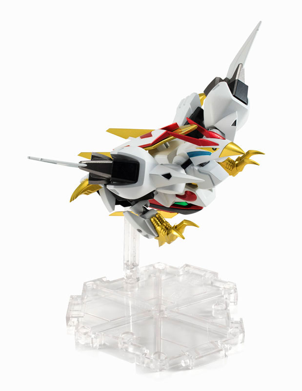 【再販】NXEDGE STYLE [MASHIN UNIT] 『龍王丸』魔神英雄伝ワタル 可動フィギュア-003
