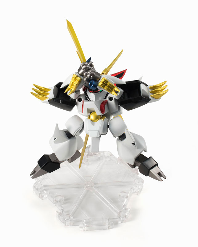 【再販】NXEDGE STYLE [MASHIN UNIT] 『龍王丸』魔神英雄伝ワタル 可動フィギュア-005