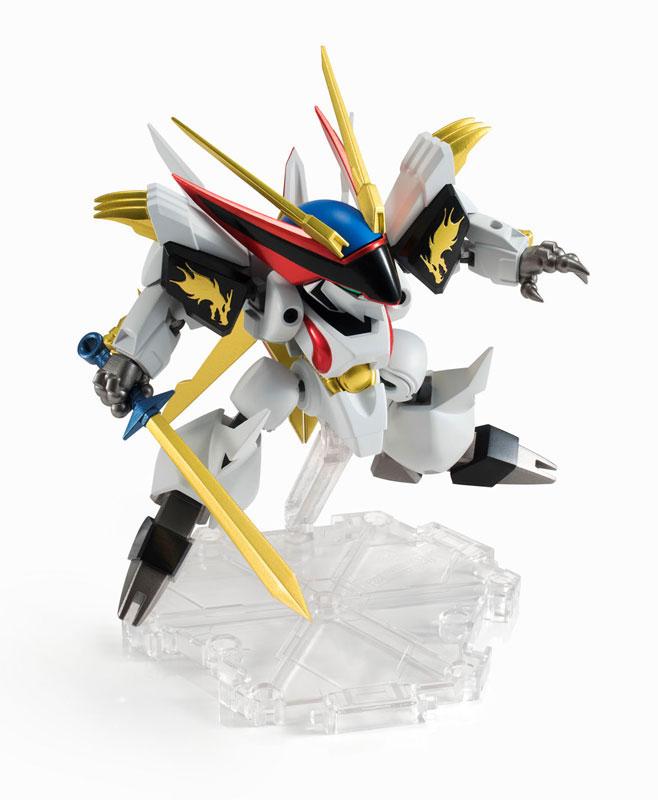【再販】NXEDGE STYLE [MASHIN UNIT] 『龍王丸』魔神英雄伝ワタル 可動フィギュア-006