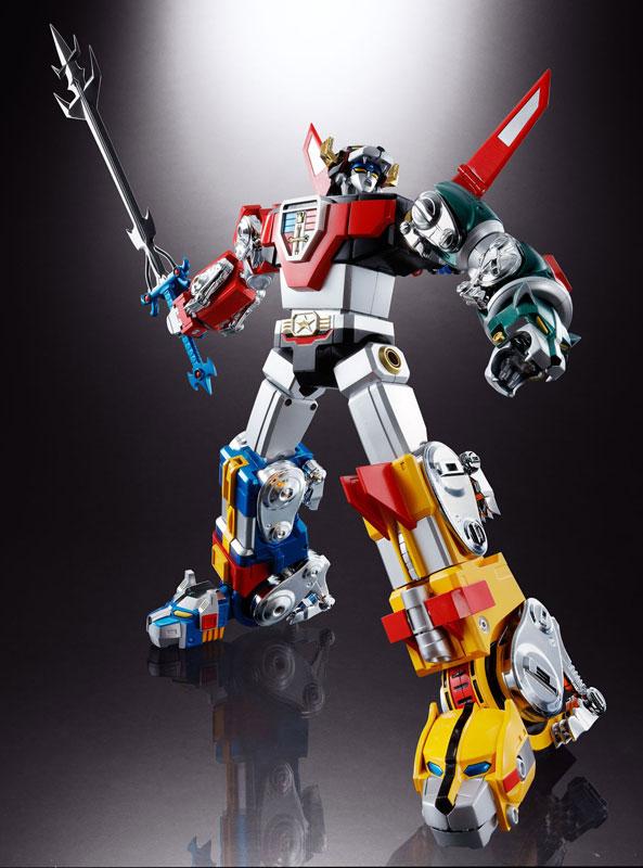 【再販】超合金魂『GX-71 百獣王ゴライオン』可変合体可動フィギュア-001