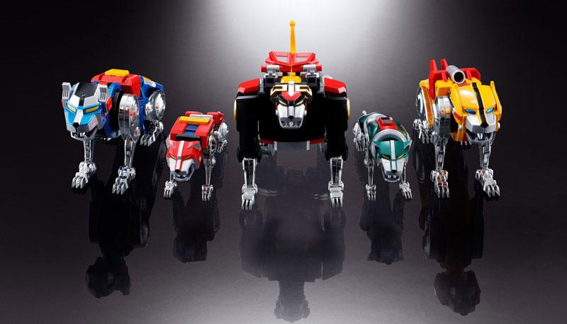 【再販】超合金魂『GX-71 百獣王ゴライオン』可変合体可動フィギュア-002