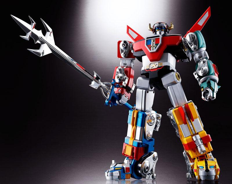 【再販】超合金魂『GX-71 百獣王ゴライオン』可変合体可動フィギュア-003