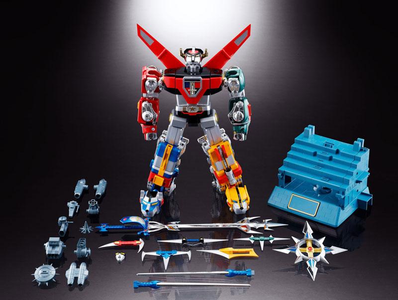 【再販】超合金魂『GX-71 百獣王ゴライオン』可変合体可動フィギュア-004