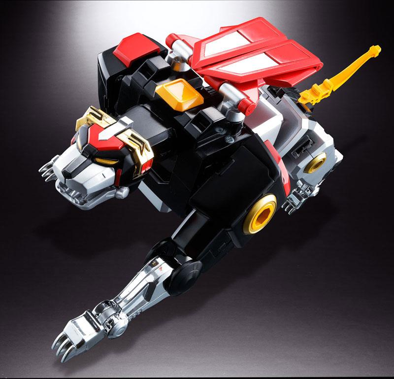 【再販】超合金魂『GX-71 百獣王ゴライオン』可変合体可動フィギュア-005