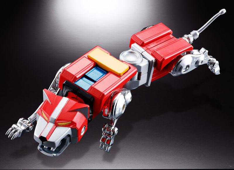 【再販】超合金魂『GX-71 百獣王ゴライオン』可変合体可動フィギュア-006
