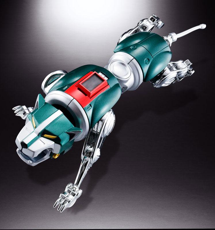 【再販】超合金魂『GX-71 百獣王ゴライオン』可変合体可動フィギュア-007