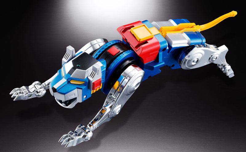 【再販】超合金魂『GX-71 百獣王ゴライオン』可変合体可動フィギュア-008